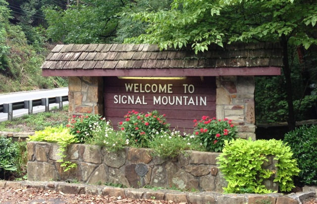 Signal Mountain TN safest small towns