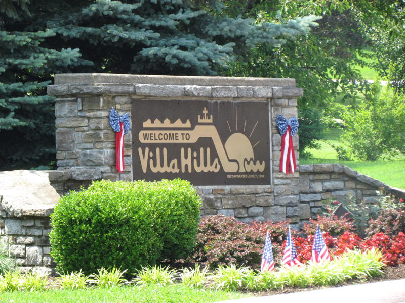 villa hills safest small towns